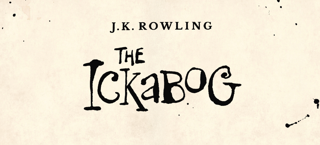 J.K. Rowling releases a new book: The Ickabog